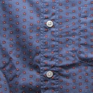 J. Crew Shirts - Jcrew Patterned Button Down Shirt
